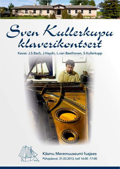 Sven Kullerkupu klaverikontsert / A5