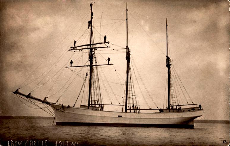 Anette, 1913 Allikas: Aarne Vaigu erakogu