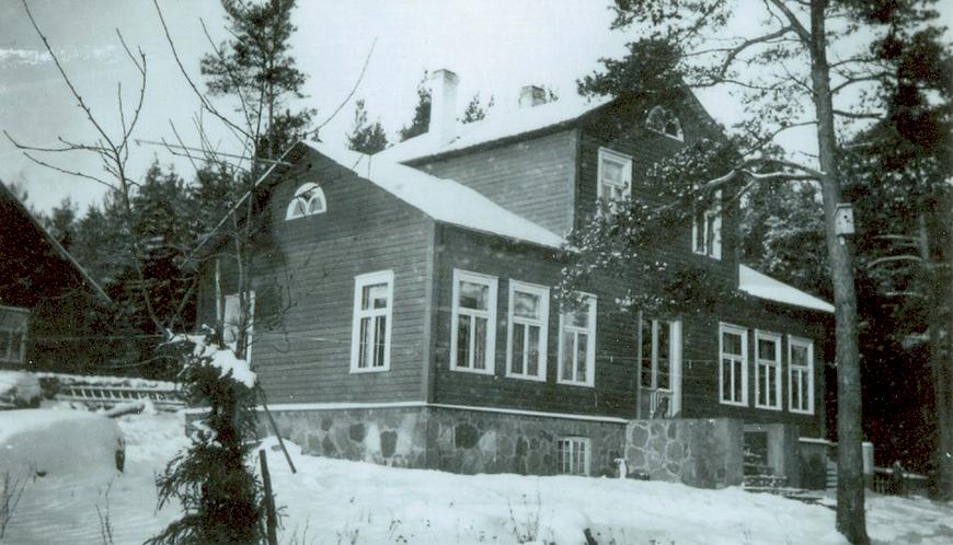 Hiiemäe talu / Käsmu