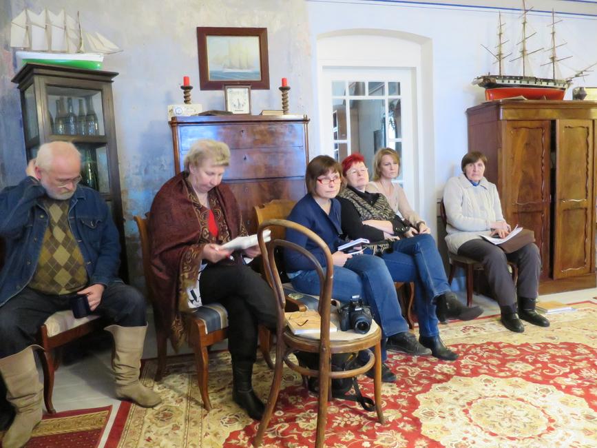 21.11.2015 arutelul osalejad