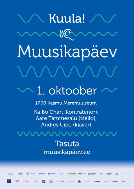 Tasuta muusikapäev Käsmus 1.10.2016