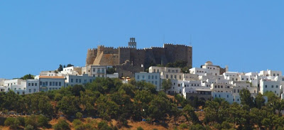 Monastery of St. John the Theologian - Patmos