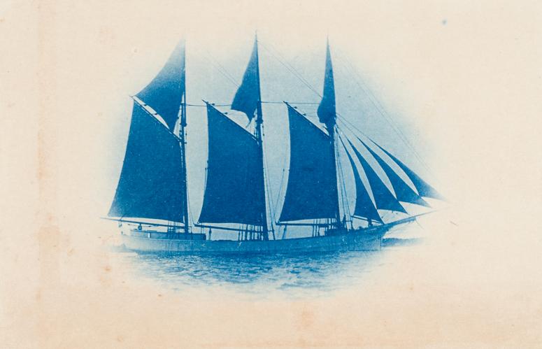 Aarne Vaigu erakogu, foto E. Russow 1895