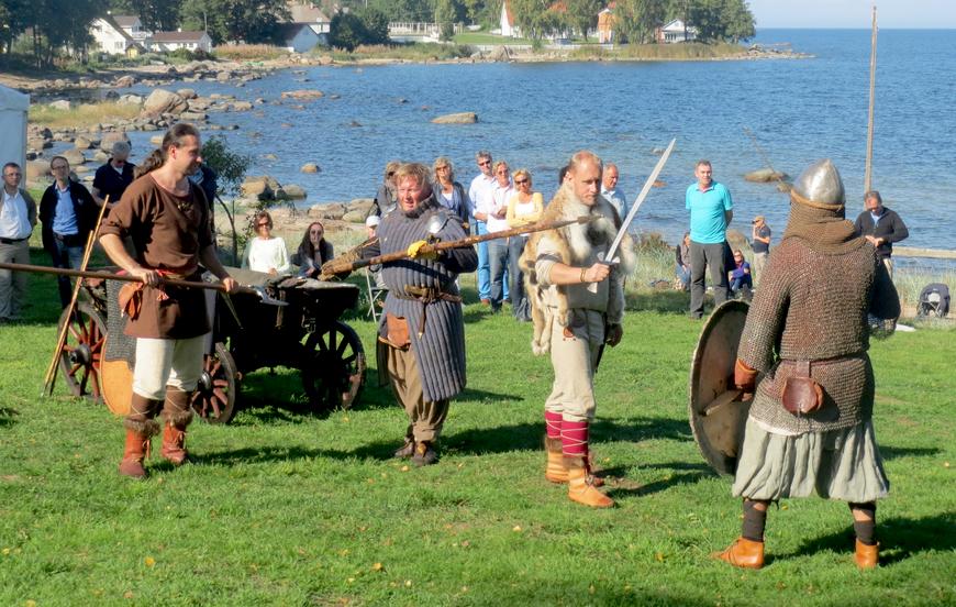 Viikingi taaskehastujad 2013 septembris