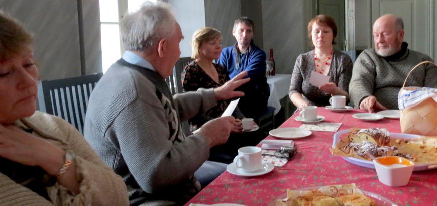 Kolgas väikemuuseumid 2012, 26. dets Allikas: Aarne Vaigu erakogu, foto: Aarne Vaik