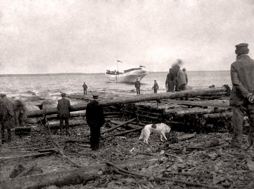 EDMUNDI veeskamine 1900 Kaevu valgamal