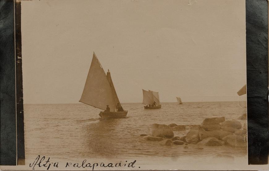 Foto Eino Sandströmi erakogust