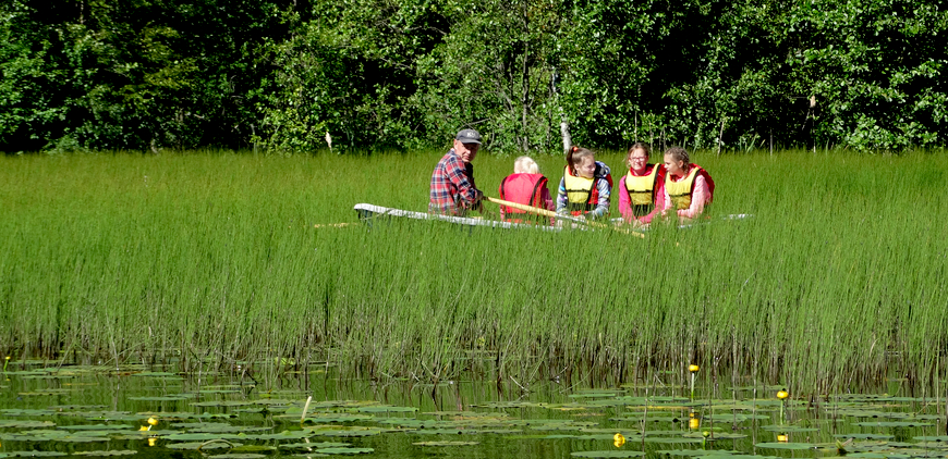 NOOR KALUR kalapüük järvel