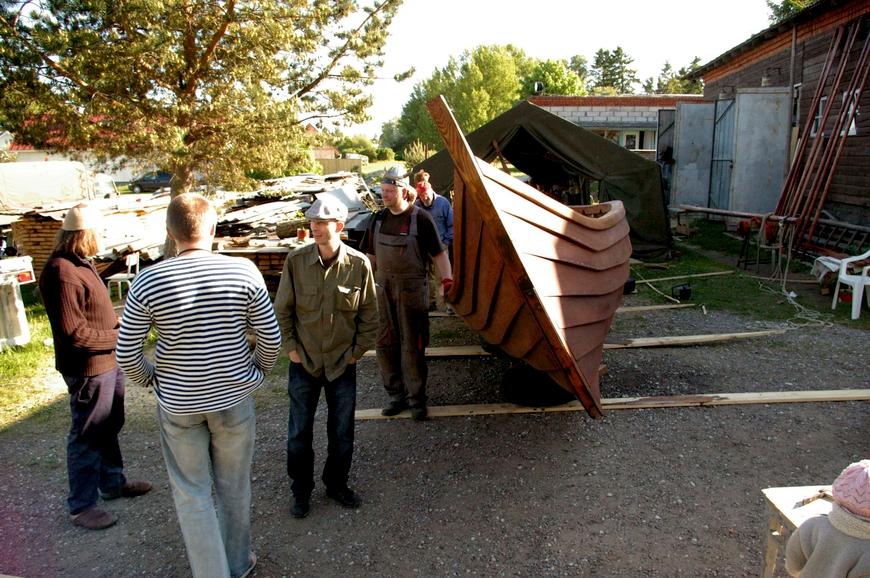 1.juuni 2010, nädal enne AIMARi veeskamist
