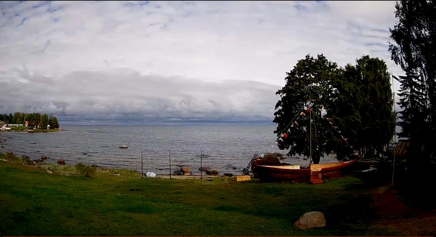 Käsmu kaamerapilt, Käsmu meremuuseumi õueala
