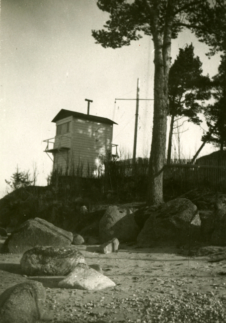Käsmu tuletorni ehitust toetas ja aitas ülalpidamiskulusid katta Joosep Kristenbrun
