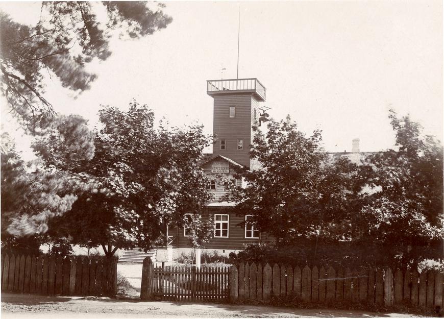 1887 ehitas Joosep Kristenbrun Käsmu merekoolile maja