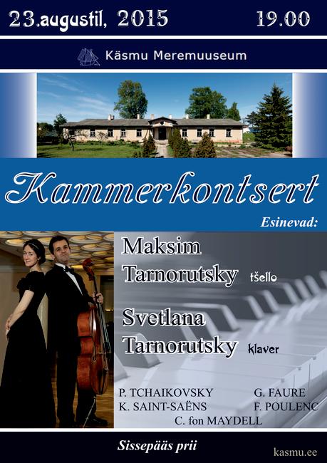 Kammerkontsert 2 august