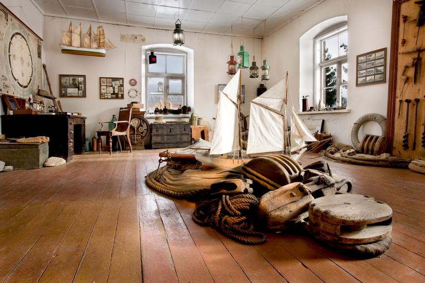 Merendustuba, Käsmu meremuuseum