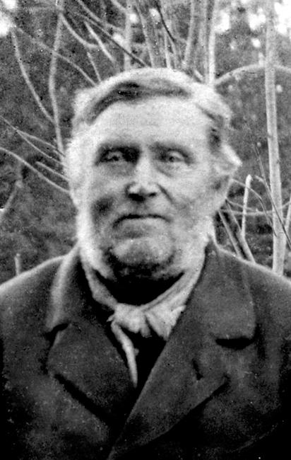 Joosep Kristenbrun 1839-1917 Allikas: Aarne Vaigu erakogu