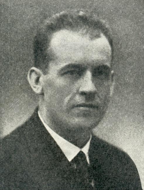 Julius Isop 1901- 2000 Allikas: Aarne Vaigu erakogu