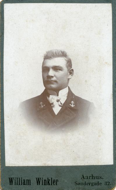 Anton Männik 1883-1919 Allikas: Aarne Vaigu erakogu