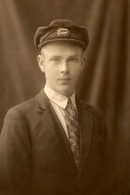Harri Krämer 1908-1934 Allikas: Aarne Vaigu erakogu