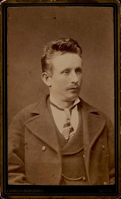 Magnus Loorand (Shneider) 1856-1945 Allikas: Aarne Vaigu erakogu