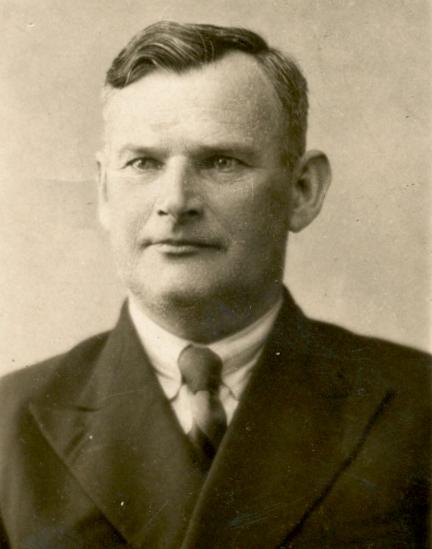 Gustav Liholm 1892-1961 Allikas: Aarne Vaigu erakogu