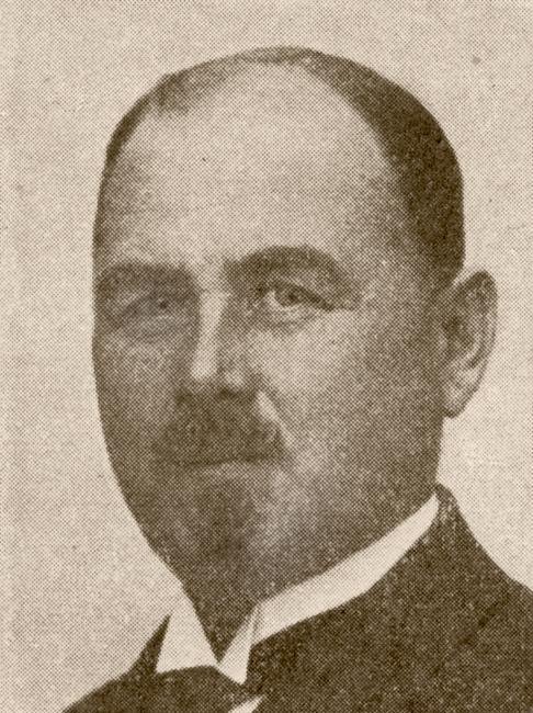 Gustav Kristenbrun 1880 - 1942 Allikas: Aarne Vaigu erakogu