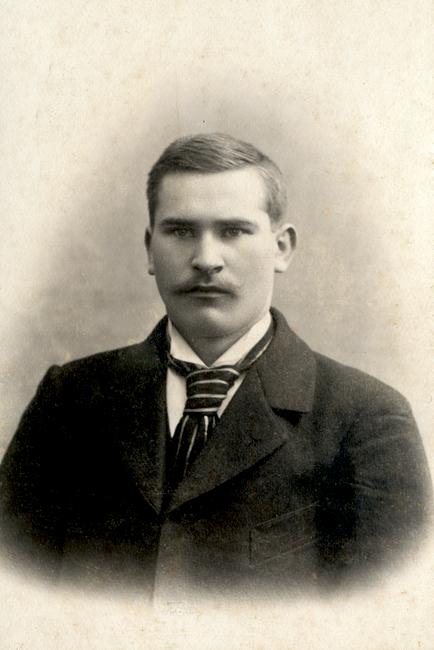 Gustav Pruun 1879-1964 Allikas: Aarne Vaigu erakogu
