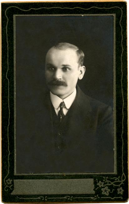 Joosep Jüriska 1888 - 1945 Allikas: Aarne Vaigu erakogu