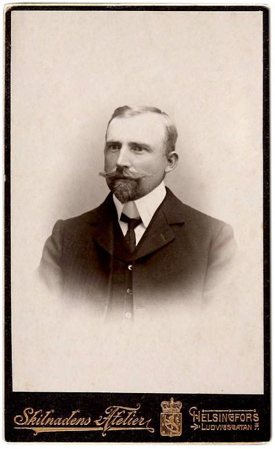 Anton Altenbrun 1872 - 1941 Allikas: Aarne Vaigu erakogu