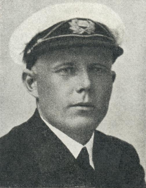 Gustav Einholm 1896 - 1972 Allikas: Aarne Vaigu erakogu