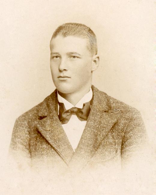Johannes Suksdorf 1880-1925 Allikas: Aarne Vaigu erakogu