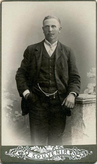 Nikolai Tiidemann 1878-1954 Allikas: Aarne Vaigu erakogu