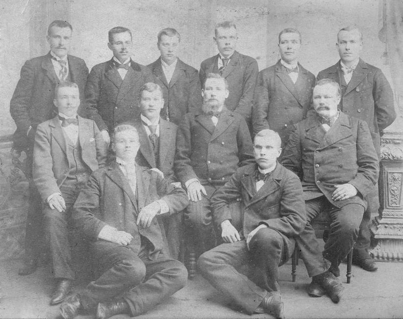1899, Käsmu Merekool Allikas: Aarne Vaigu erakogu