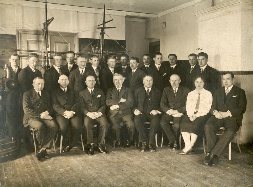 1928, Käsmu Merekool Allikas: Aarne Vaigu erakogu