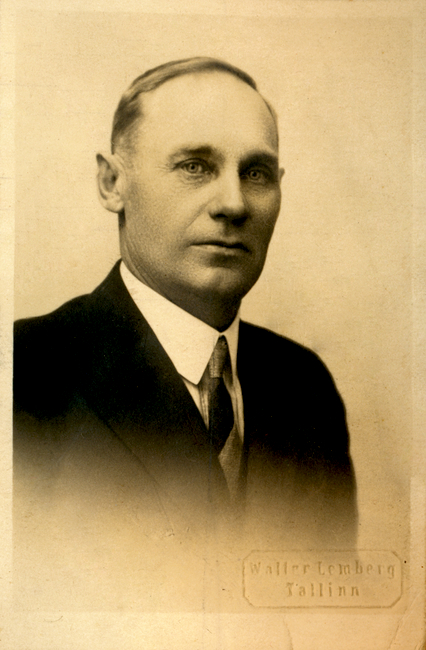 Eduard Lepni 1883 - 1942  Allikas: Aarne Vaigu erakogu