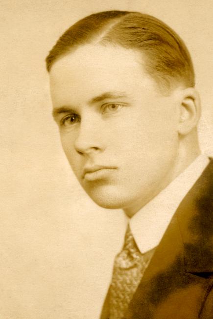 Kõu Valter 1907 - 2004, 1930.a. foto Allikas: Aarne Vaigu erakogu