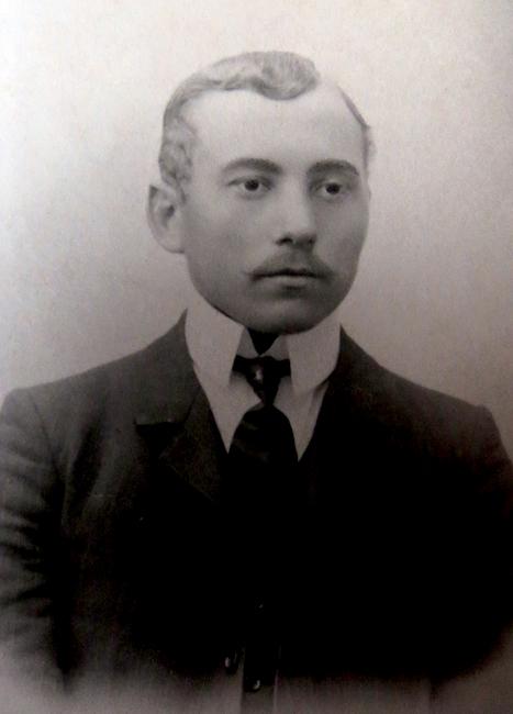 Karl Einmann 1869-1920 Allikas: Aarne Vaigu erakogu