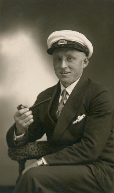 Paul Loorand (Schneider) 1904-1959 Allikas: Aarne Vaigu erakogu