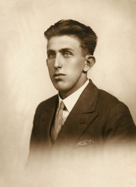 Oskar Sooman 1909-1958 Allikas: Aarne Vaigu erakogu
