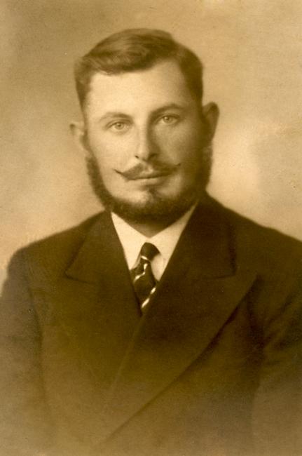 Feliks Männik 1907 - 1980 Allikas: Aarne Vaigu erakogu