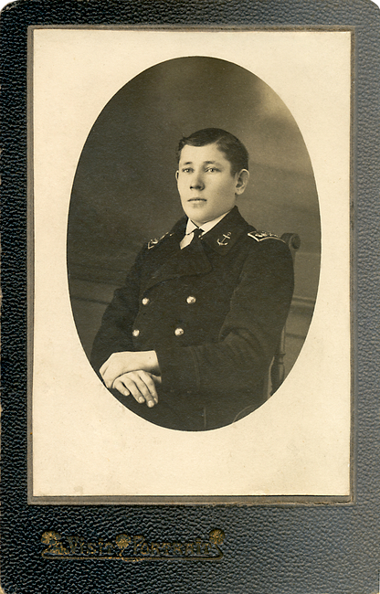 Eduard Eintrei 1895 - 1948 Allikas: Aarne Vaigu erakogu