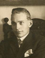Erich Lepni 1909 - 1941 Allikas: Aarne Vaigu erakogu
