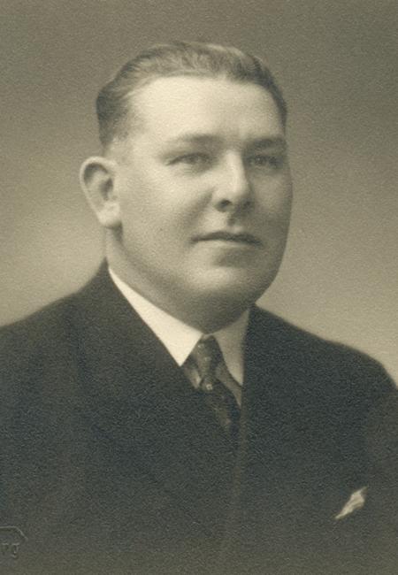 Kaarel Pruun 1901 - 1956 Allikas: Aarne Vaigu erakogu