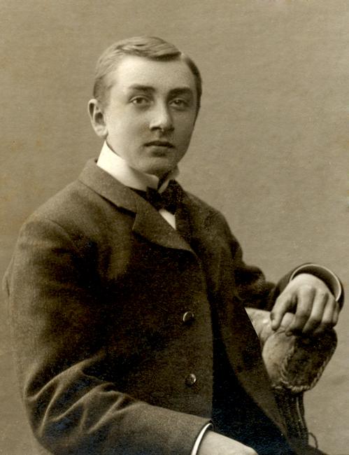 Jakob Kristenbrun 1889-1916 Allikas: Aarne Vaigu erakogu