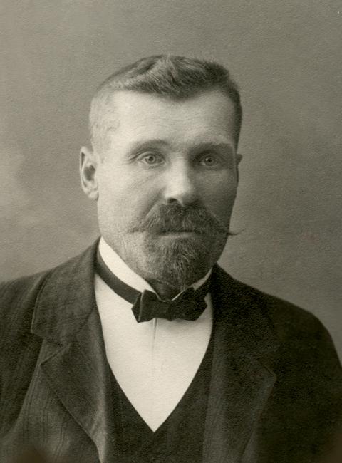 Jakob Seeblum 1870-1931  Allikas: Aarne Vaigu erakogu