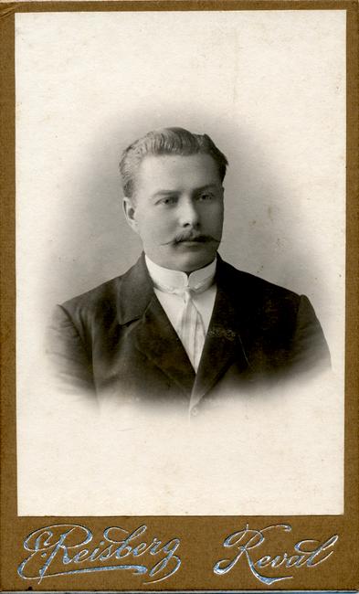 August Suksdorf  1878-1941 Allikas: Aarne Vaigu erakogu