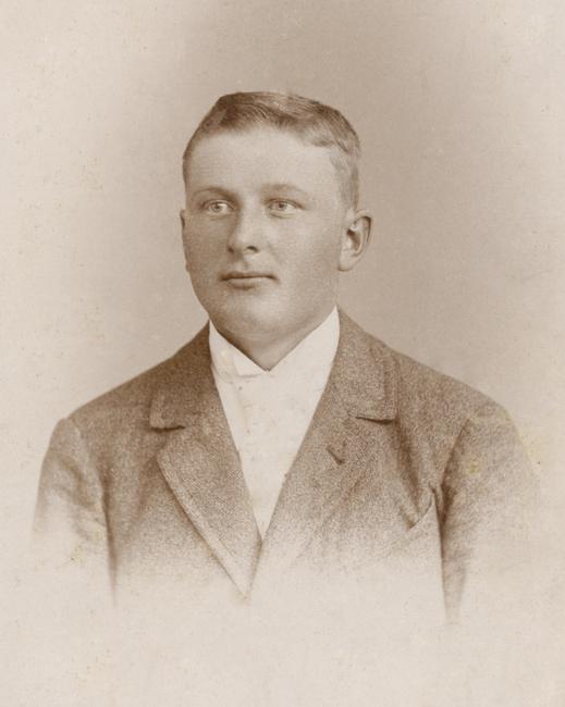 Eduard Suksdorf 1876-1907 Allikas: Aarne Vaigu erakogu