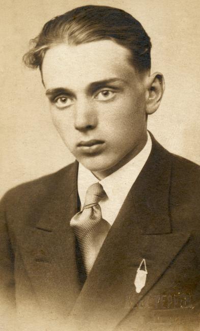 Harry Pahlberg 1912-1977 Allikas: Aarne Vaigu erakogu