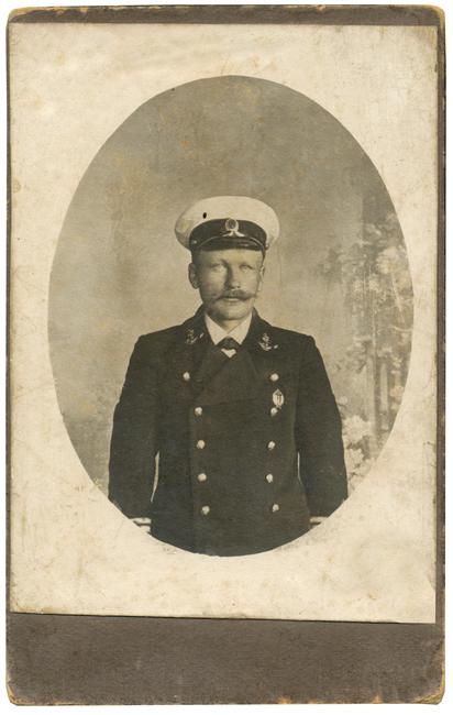 Gustav Lepni 1878 - 1968 Allikas: Aarne Vaigu erakogu