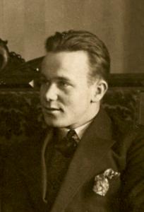 Adolf Lepni 1908-2004 Allikas: Aarne Vaigu erakogu