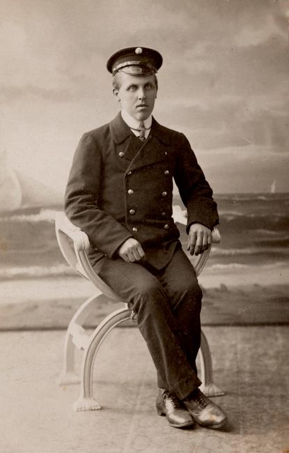 Johannes Pruun 1892-1954 Allikas: Aarne Vaigu erakogu